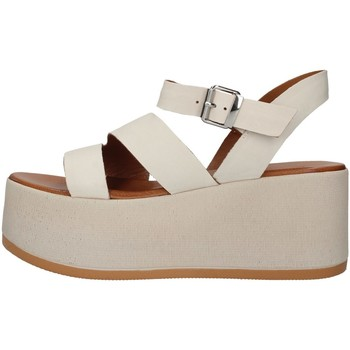 Chaussures Femme Sandales et Nu-pieds Inuovo 495002 BLANC