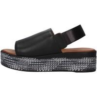 Chaussures Femme Sandales et Nu-pieds Inuovo 117029 NOIR