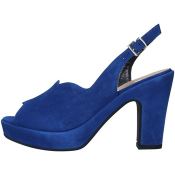 Chaussures Femme Sandales et Nu-pieds Tres Jolie 1919/MARA BLEU