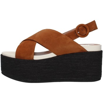 Chaussures Femme Sandales et Nu-pieds Tres Jolie 2801/MONY CUIR