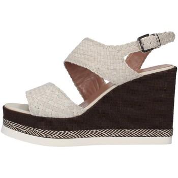 Chaussures Femme Sandales et Nu-pieds Tres Jolie 2903/VALE/MSL BLANC