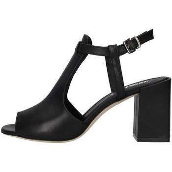 Chaussures Femme Sandales et Nu-pieds Tres Jolie 2025/BUY NOIR