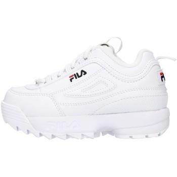Chaussures Fille Sabots Fila 1010826 BLANC