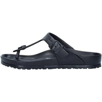 Chaussures Tongs Birkenstock 128201 NOIR
