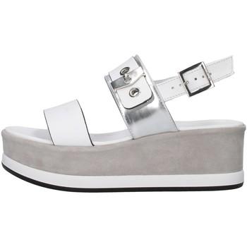 Chaussures Femme Sandales et Nu-pieds NeroGiardini E012470D BLANC