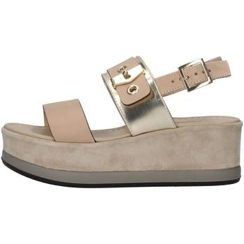 Chaussures Femme Sandales et Nu-pieds NeroGiardini E012470D BEIGE