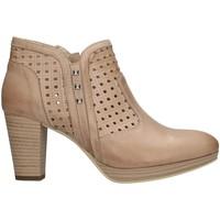 Chaussures Femme Low boots NeroGiardini E010211D BEIGE