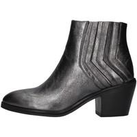 Chaussures Femme Bottines Luciano Barachini DD152G GRIS