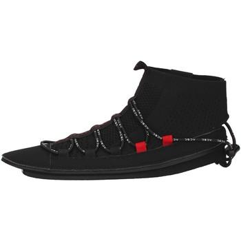 Chaussures Femme Baskets montantes Acbc SKLA107 NOIR