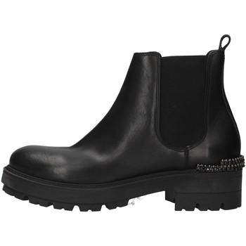 Chaussures Femme Bottines Zoe WAR24 NOIR