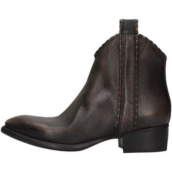Chaussures Femme Bottines Zoe NEWTOP02/P MARRON