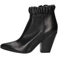 Chaussures Femme Bottines Zoe NIKY60 NOIR