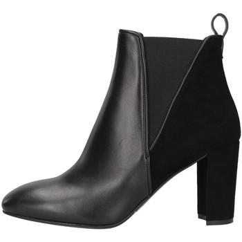 Chaussures Femme Bottines Albano 1055 NOIR