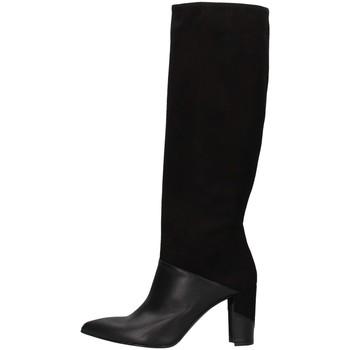 Chaussures Femme Bottes ville Albano 1116 NOIR