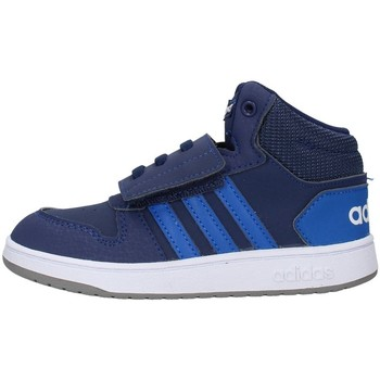 Chaussures Garçon Baskets montantes adidas Originals EE6714 BLEU
