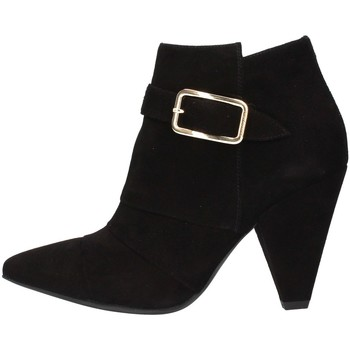Chaussures Femme Bottines NeroGiardini A909452DE NOIR