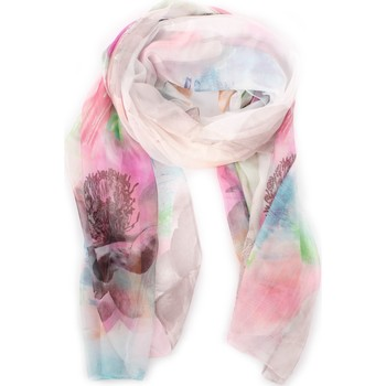 Accessoires textile Femme Echarpes / Etoles / Foulards Achigio' AP117 GRIS