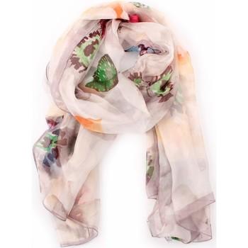 Accessoires textile Femme Echarpes / Etoles / Foulards Achigio' AP114 BEIGE
