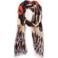 Accessoires textile Femme Echarpes / Etoles / Foulards Achigio' P8-1039 BEIGE