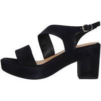 Chaussures Femme Sandales et Nu-pieds Tres Jolie 2661/G60 BLEU