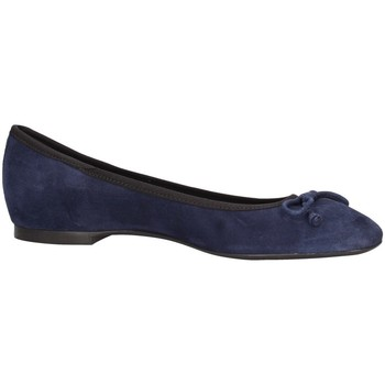 Chaussures Femme Ballerines / babies Frau 7250 ballerine Femme Bleu Bleu