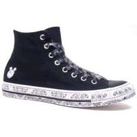 Chaussures Femme Baskets montantes Converse X Miley Cyrus Chuck Taylor HI Graphite