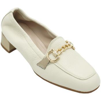 Chaussures Femme Mocassins Angela Calzature AANGC4002bg beige