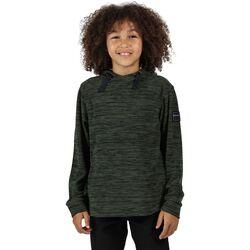 Vêtements Enfant Sweats Regatta  Vert foncé chiné
