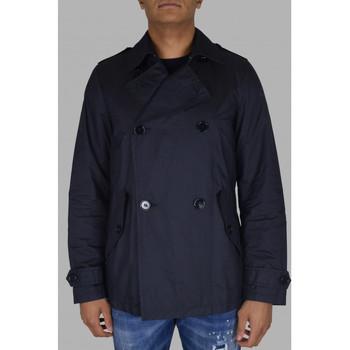 Vêtements Homme Manteaux Prada Manteau Bleu