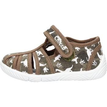 Chaussures Garçon Chaussures aquatiques Chicco - Tullio verde 57428-670 VERDE