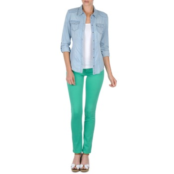 Pantalons Cimarron CASSIS Vert 350x350