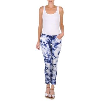 Pantalons 7/8 et 3/4 Cimarron CLARA TIE DYE Bleu 350x350