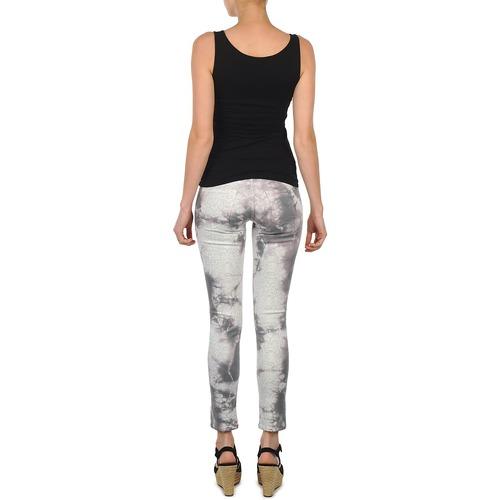 Cimarron Clara Tie Dye Python Gris - Livraison Gratuite- Vêtements Pantalons 7/8 Et 3/4 Femme 7119