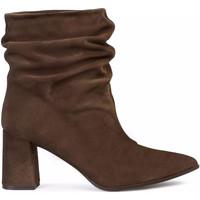 Chaussures Femme Bottes Paco Gil LORENA Marron
