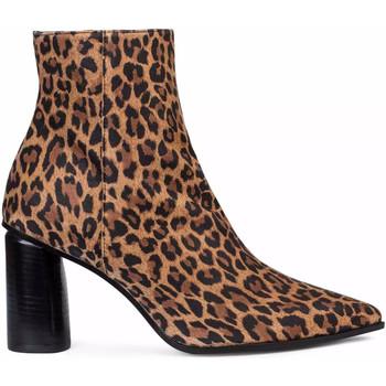 Chaussures Femme Bottines Paco Gil NATALIA Marron