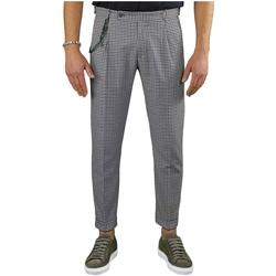 Vêtements Homme Pantalons Berwich Retro Vichy Brown