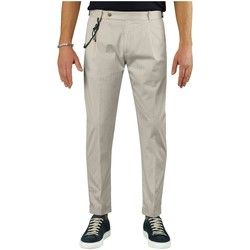 Vêtements Homme Pantalons Berwich Retro White