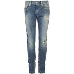 Vêtements Homme Jeans slim Les Hommes  Bleu