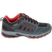 Chaussures Homme Running / trail Elementerre Izulu Noir Rouge Noir