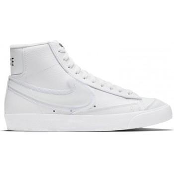 Chaussures Baskets montantes Nike W BLAZER MID '77 / BLANC Blanc