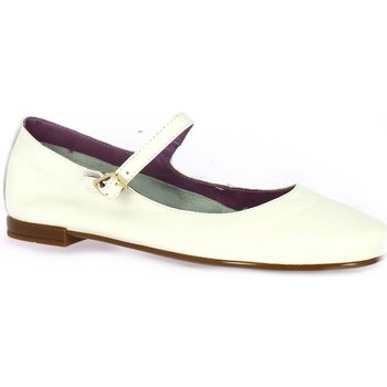 Chaussures Femme Ballerines / babies Pao Ballerines cuir Blanc