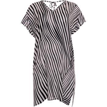 Vêtements Femme Tuniques Lisca Tunique de plage Okinawa Noir-blanc
