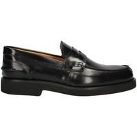 Chaussures Homme Mocassins Exton 2102PE21 MOCASSINS POUR HOMMES Homme NOIR NOIR