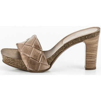Chaussures Femme Mules Penelope 6017 Beige
