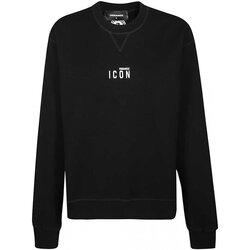 Vêtements Homme Sweats Dsquared S80GU0011 Noir
