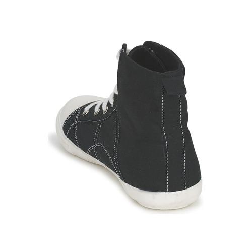 Prix Réduit Chaussures ihjdfh465DHU Dorotennis MONTANTE LACET INSERT Noir