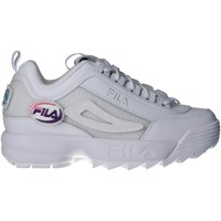 Chaussures Femme Multisport Fila 1010864 1FG DISRUPTOR Blanco
