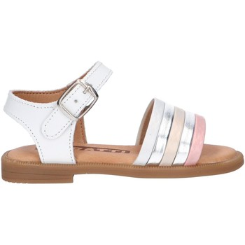 Chaussures Fille Sandales et Nu-pieds Garatti AN0097 Blanco