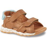 Chaussures Garçon Sandales sport GBB Sandale Dimiou Marron