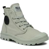Chaussures Femme Baskets montantes Palladium Manufacture HI TWILL W DESERT